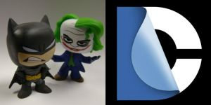 Funko Mystery Minis - DC Series 1 - Arch Enemies by Viper005