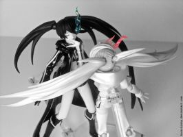WRS and BRS - My Sweet Rock-chan - 01 by Kuro-Kinny