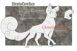StrataFawkes - Closed Species Base by Bostonology