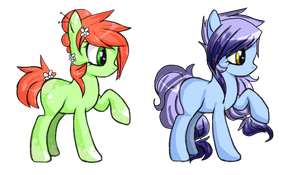 -Auction- Pony Adopts by Portal-Kitty
