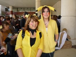 Pokemon: Pikachu finally look at camera by xXSnowFrostXx