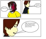 GinLuvsMe Comic Request END by CoolCourtney