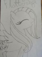 Fluttershy by His-Puppet118