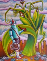 Sacred GMO Corn and the Out-Sourced Shaman by allometric