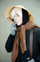 Mushishi by elitecosplay