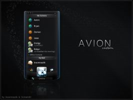 Avion Carbon by Insomnautik