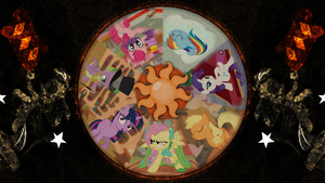 The Seven Deadly Sins and the Two Pony Things by Meteor-Venture