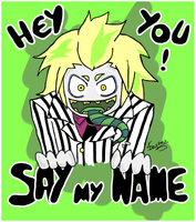 You better say it. by LooserLecter