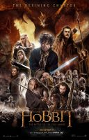 HOBBIT BATTLE OF FIVE ARMIES by N8MA