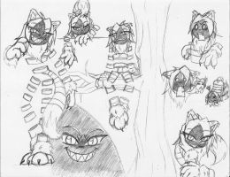 Jackle the Chesire Cat by TigerBaby27-0