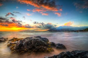 Hawaii, the rocks by alierturk