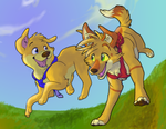 Dog Part by Pure-Ruby-Dragon