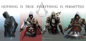 Assassin's Creed Legacy by Chanimal-DS