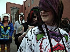 Dahvie Signed My T-shirt :3 by angstyish