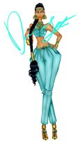 Jasmine by Glammonster22