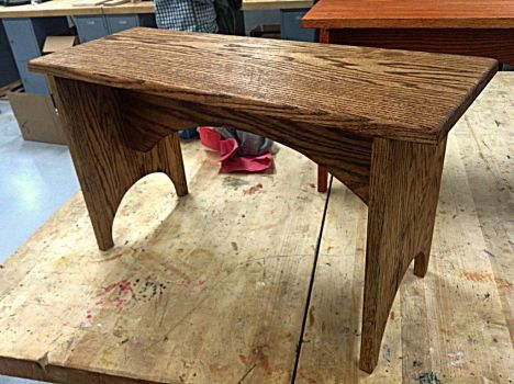 Bench Complete!! by DoodlebugIGBeatle