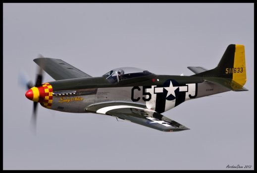 Lady Alice 2012 by AirshowDave
