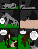 wolf tracks page 90 by alicesapphriehail