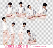 PACK RENDER and STOCK JAEJOONG - CUT BY LES by yenlonloilop7c