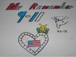 We Remember 9-11 by Artistic-Resonance