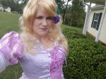 Rapunzel cosplay 1 by CaptainSwanForever