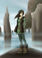 Fem!Hiccup by Kiyouya