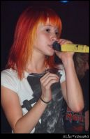Paramore by horrornoukie