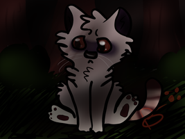The Dark Woods by SlyButts