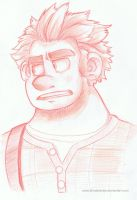 Wreck it Ralph by Blindekindje