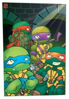 Heroes In A Half Shell by Pinteezy