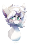 .:Art Trade:. Fluffy Apple by CrownedSpade