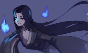 .Yurei_. by MadiBlitz