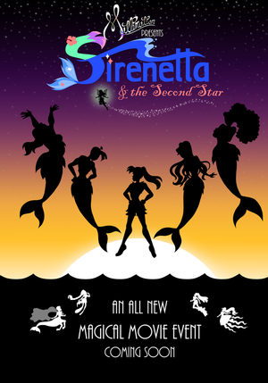 Sirenetta and the 2nd Star - Coming Soon