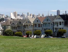 The Painted Ladies by babygurl83
