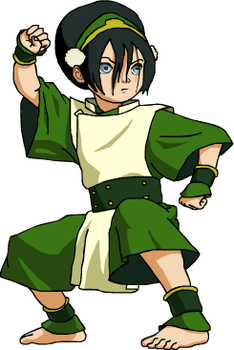 Toph - Request by TheOnlyJero