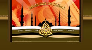 Interface Muslims in Dubai by e-dexign