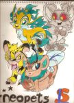 Neopets by SunnyLunar