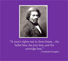 In The Words of Frederick Douglass by IAmTheUnison