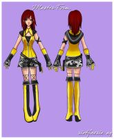 Kairi - Master Form by riotfaerie