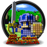 3D Dot Game Heroes - Icon by DaRhymes