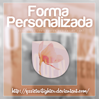 Forma personalizada-Yssietwilighter by yssietwilighter