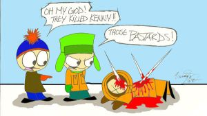OMG they killed Kenny by VivzMind