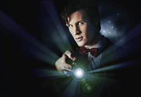 BBC Doctor Who Wallpaper by cerys34