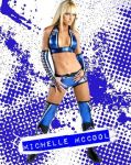 Michelle McCool by ratedrjulia