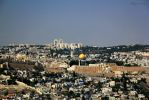 View to Jerusalem by ShlomitMessica