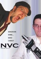 NVC: NERD VS. CRITIC by ChickenBobo