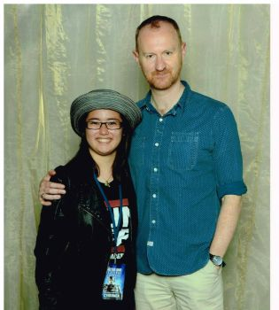 Mycroft Holmes and Doctor Who double! by Darklight-phoenix