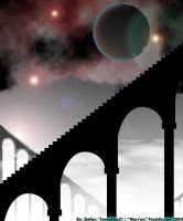 Stairs to the stars by Warran