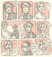 FMA Omake: It's Been a While p15 by roolph