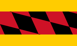 Flag of South Germany by hosmich